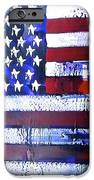 9-11 Flag IPhone Case by Richard Sean Manning