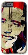 Barack Obama IPhone Case by Marvin Blaine
