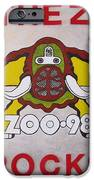 98.the Zoo Rocks IPhone Case by Donna Wilson