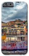 A Genesis Sunrise Over The Old City IPhone Case by Ronsho