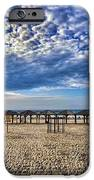 a good morning from Jerusalem beach  IPhone Case by Ron Shoshani