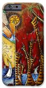 A Slice Of Paradise By Madart IPhone Case by Megan Duncanson