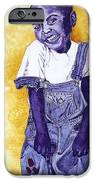 A Smile For You From Haiti IPhone Case by Margaret Bobb