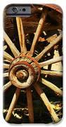 A Wagon Wheel IPhone Case by Jeff Swan