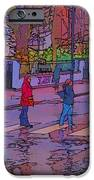 Abbey Road Crossing IPhone Case by Chris Thaxter