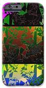 Abstract Fusion 193 IPhone Case by Will Borden
