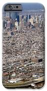 Aerial Philadelphia IPhone Case by Olivier Le Queinec
