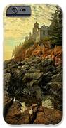 Afternoon At Bass Harbor IPhone Case by Adam Jewell
