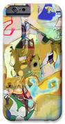 Aging Process 18j IPhone Case by David Baruch Wolk