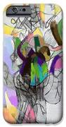 Aging Process 22c IPhone Case by David Baruch Wolk
