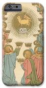 All Saints IPhone Case by English School