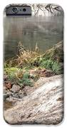 Along The Black Water River IPhone Case by JC Findley