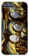 Alto Sax Reflections IPhone Case by Ken Smith