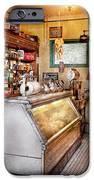 Americana - Store - At The Local Grocers IPhone Case by Mike Savad