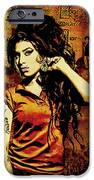 Amy Winehouse 24x36 Mm Reg IPhone Case by Dancin Artworks