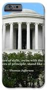 An American Founding Father IPhone Case by Emmy Marie Vickers