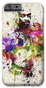 Anderson Silva IPhone Case by Aged Pixel