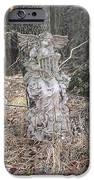 Angel In The Woods IPhone Case by Marisa Horn