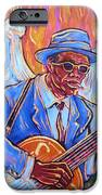 Angel Of The Blues IPhone Case by Robert Ponzio