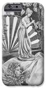 Angels And Greek Goddess IPhone Case by Susan Culver