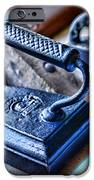 Antique Iron IPhone Case by Paul Ward