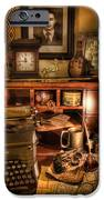 Archaeologist - The Adventurer's Hutch  IPhone Case by Lee Dos Santos