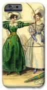 Archery Duchess IPhone Case by Berlaz