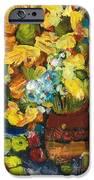Arizona Sunflowers IPhone Case by Sherry Harradence