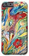 Artwork Fragment 22 IPhone Case by Elena Kotliarker