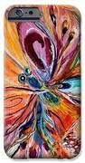 Artwork Fragment 45 IPhone Case by Elena Kotliarker
