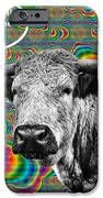 Arty Coo Really Mooved IPhone Case by John Farnan