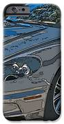 Aston Martin Db S Coupe 3/4 Front View IPhone Case by Samuel Sheats