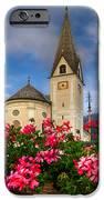Austrian Church IPhone Case by Debra and Dave Vanderlaan