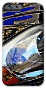 Auto Headlight 113 IPhone Case by Sarah Loft