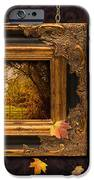 Autumn Frame IPhone Case by Amanda And Christopher Elwell