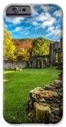 Autumn Ruins IPhone Case by Adrian Evans