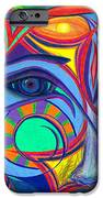 Awakening To Thy True Self IPhone Case by Daina White