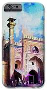 Badshahi Mosque Gate IPhone Case by Catf