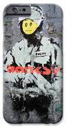 Banksy  IPhone Case by A Rey