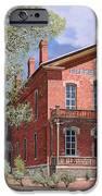 Bannock-montana-hotel Meade IPhone Case by Guido Borelli