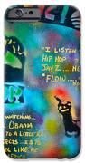 Barack And Jay Z IPhone Case by Tony B Conscious