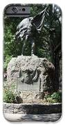 Bear Flag Statue At Sonoma Plaza In Downtown Sonoma California 5d24433 IPhone Case by Wingsdomain Art and Photography