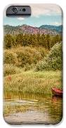 Bend/sunriver Thousand Trails IPhone Case by Bob and Nadine Johnston