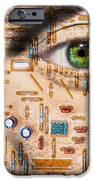 Bionic Man IPhone Case by Semmick Photo