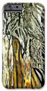 Birch Forest IPhone Case by Sarah Loft