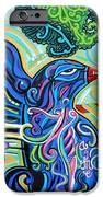 Bird Song 2 IPhone Case by Genevieve Esson