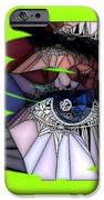 Blue Eye IPhone Case by HollyWood Creation By linda zanini