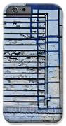 Blue Wall IPhone Case by Sarah Loft