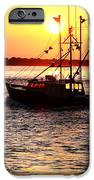 Boats In The Night IPhone Case by John Rizzuto
