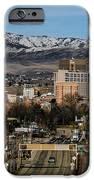 Boise Idaho IPhone Case by Robert Bales